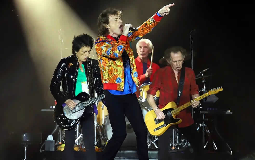 "The Rolling Stones remasteriza ""Tattoo You"""